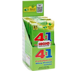 High5 4:1 EnergySource Drink Box 12x47g, Lemon